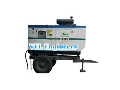 Small Generator For Rent in Chennai