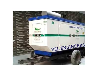 Gensets Manufactures in Chennai