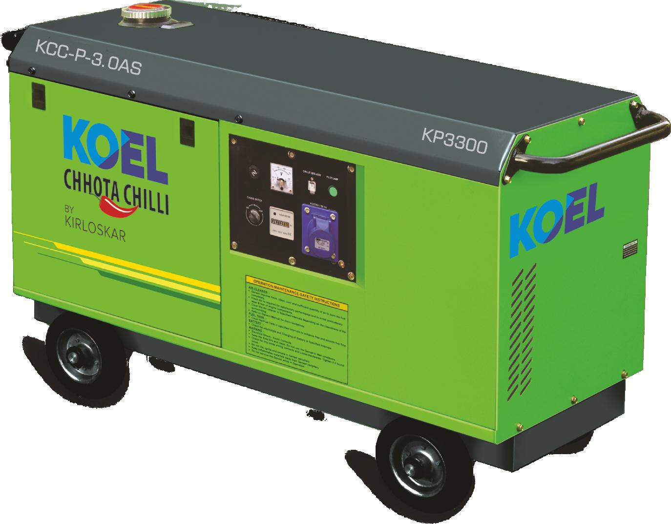 Petrol Generator Dealer in chennai