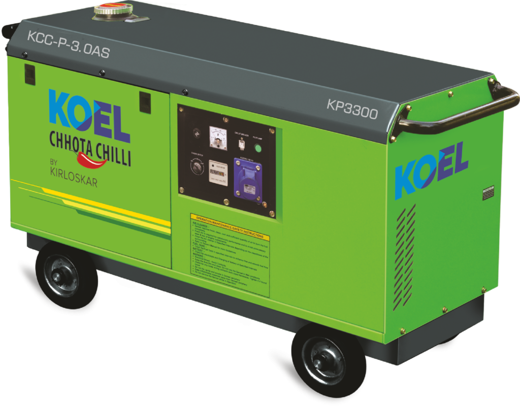 2.1w - 4kw generator dealer in chennai